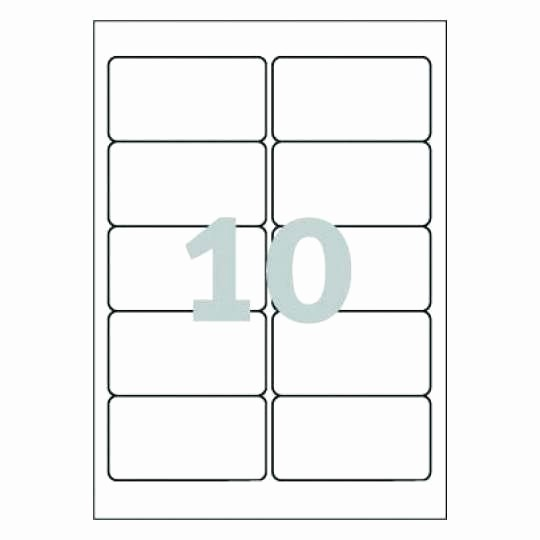 Avery Label 10 Per Page Best Of Avery Name Tag Template 10 Per Sheet