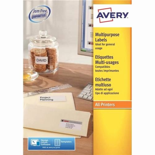 Avery Label 30 Per Sheet Beautiful Avery 70x30mm Copier Labels White 30 Per Sheet 3000