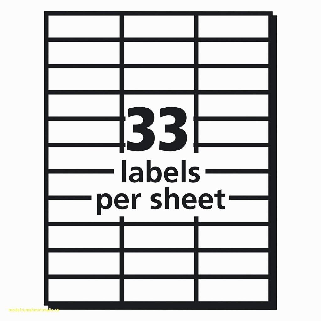 Avery Label 30 Per Sheet Fresh Avery 30 Labels Per Sheet Template Invoice