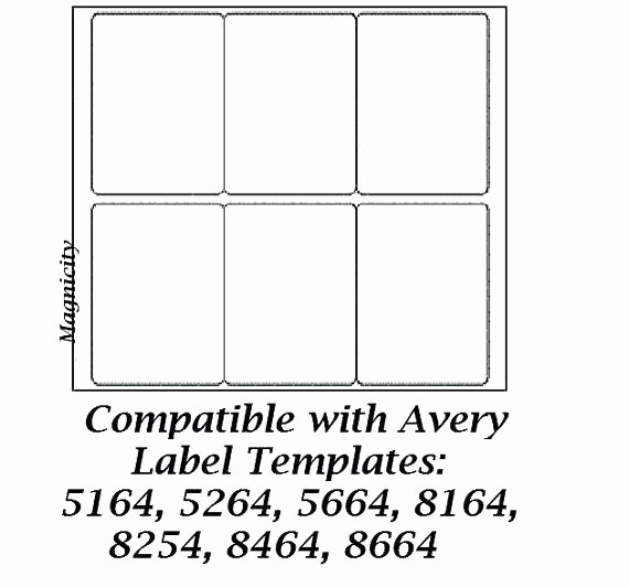 Avery Label 5163 Template Free Awesome Template Patible with File Folder Labels Avery