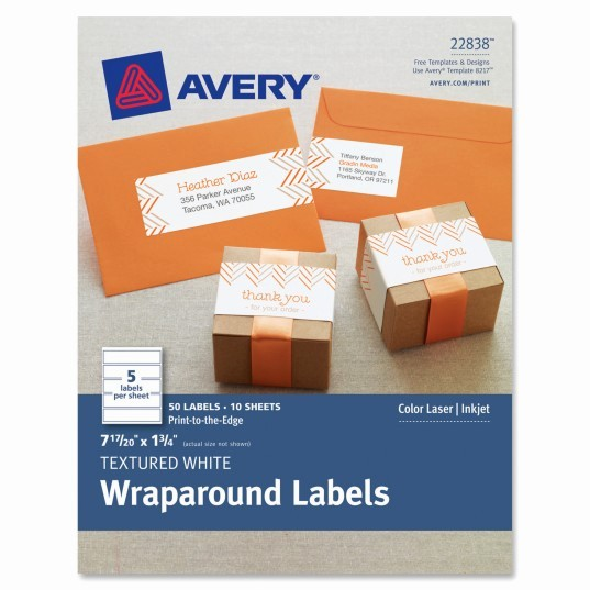 Avery Label 6 Per Page Awesome Ld Products