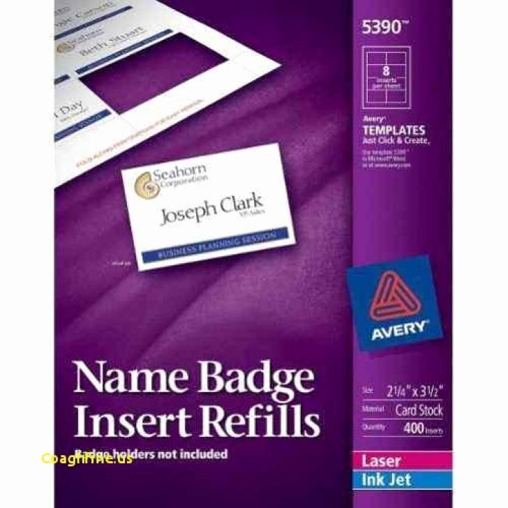 Avery Label 6 Per Page Fresh Avery Name Badge Template 6 Per Sheet Templates Collections