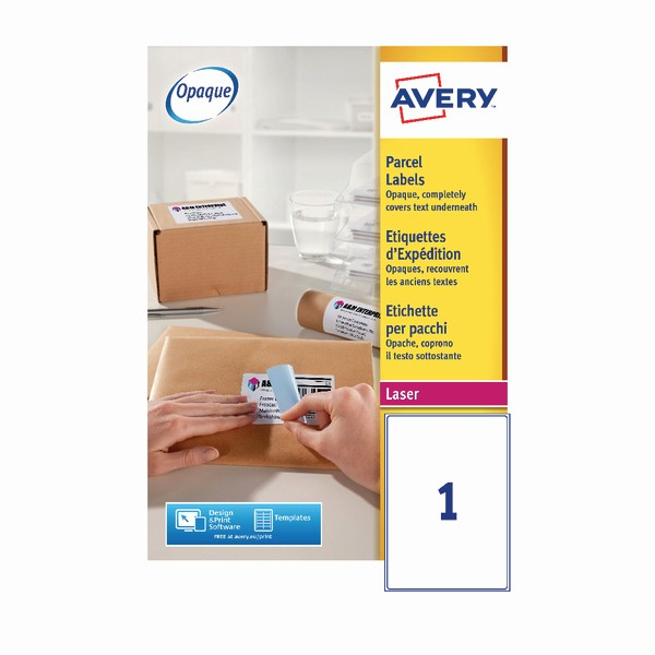 50 Avery Label 6 Per Page