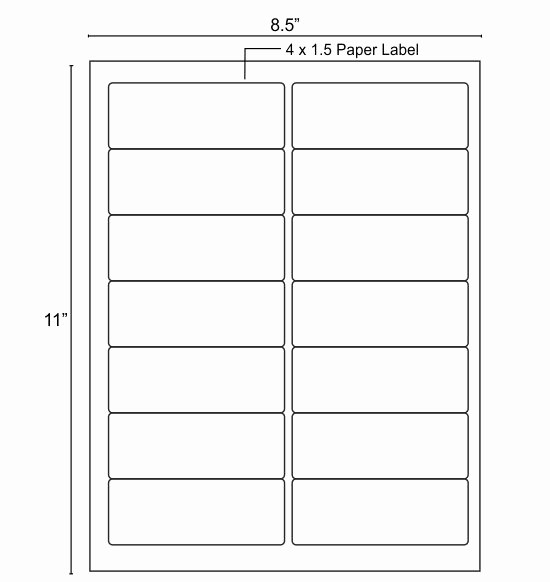 Avery Label 8 Per Page Beautiful 57 Best Images About Ospac Blank Paper Labels On Pinterest