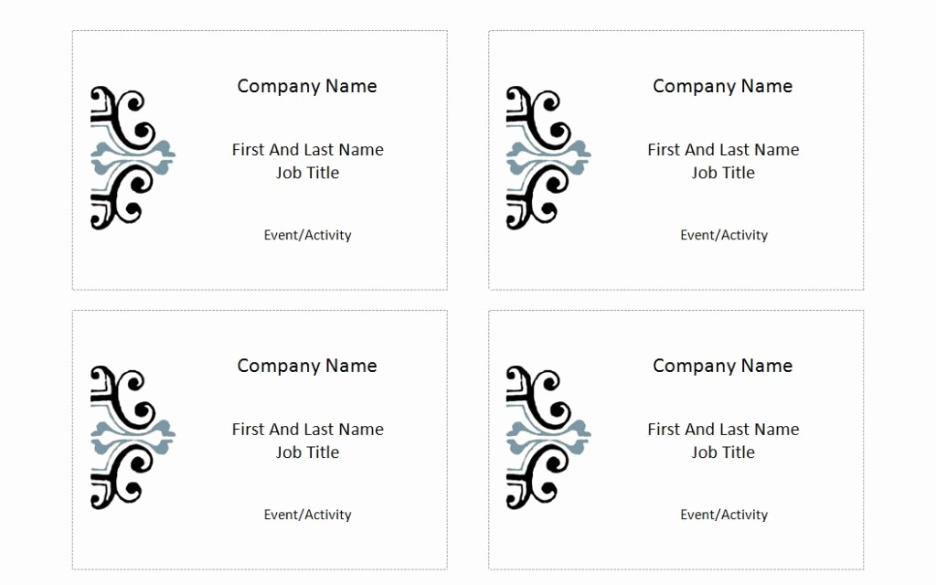free avery label template 5395