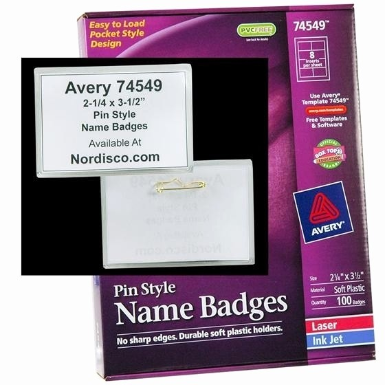 Avery Name Badge Labels Template Best Of Avery Name Badge Template Beepmunk
