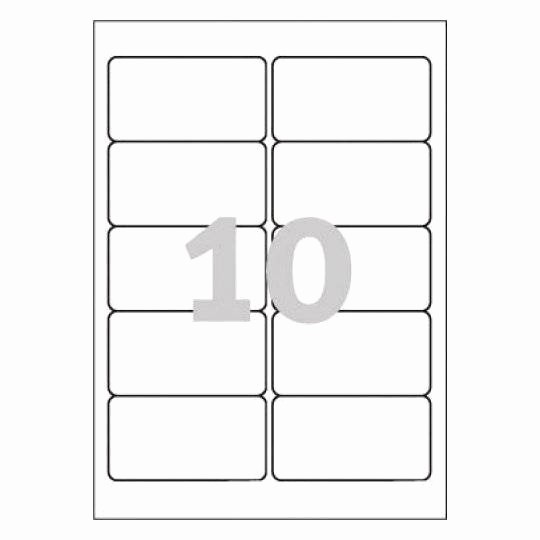 Avery Name Badge Labels Template Best Of Self Adhesive Name Badges L4785 20