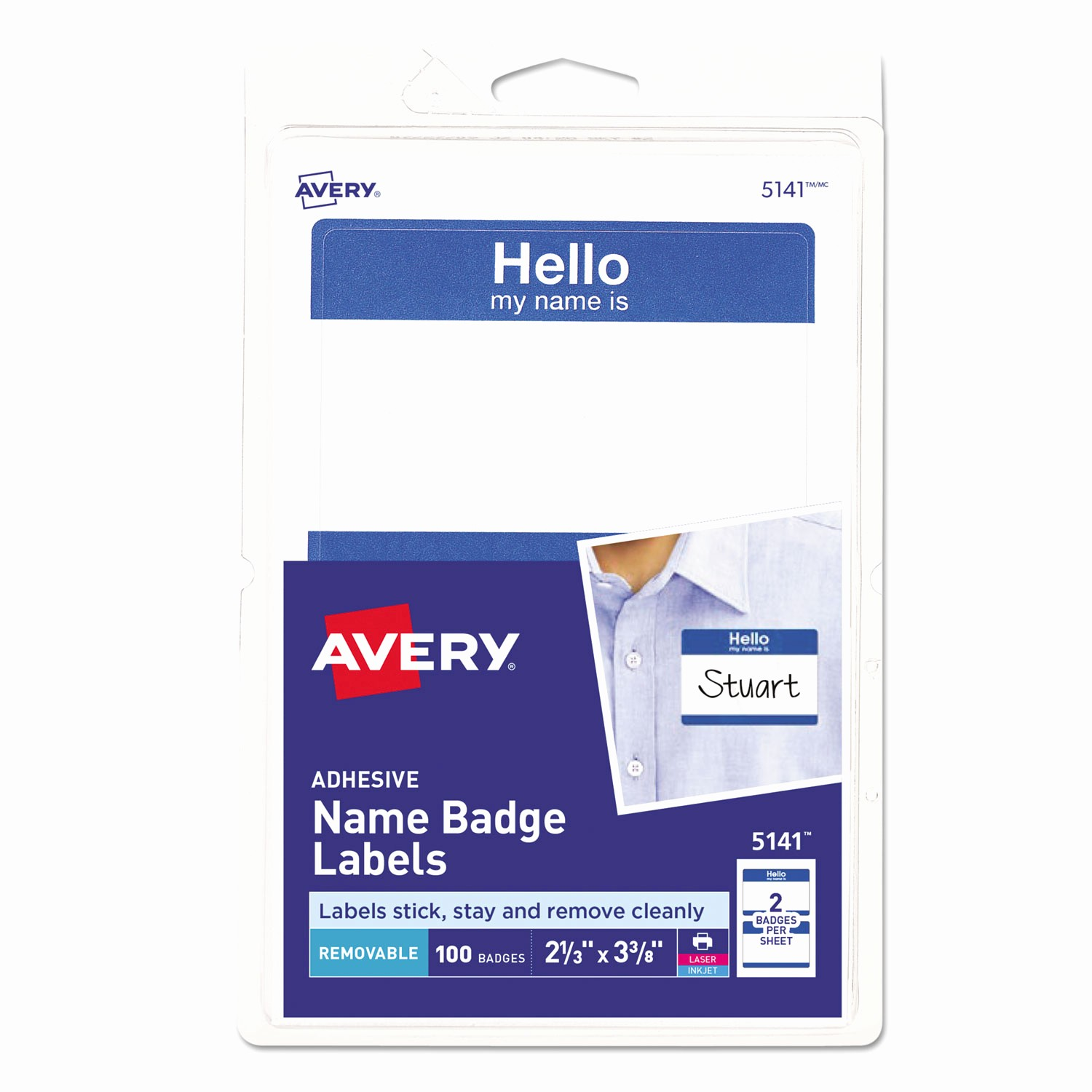 Avery Name Tag Labels Template Best Of Printable Name Tags by Avery