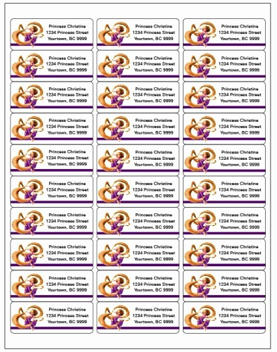 Avery Return Address Labels 5160 Best Of Christmas Return Address Labels Template Avery 5160 top