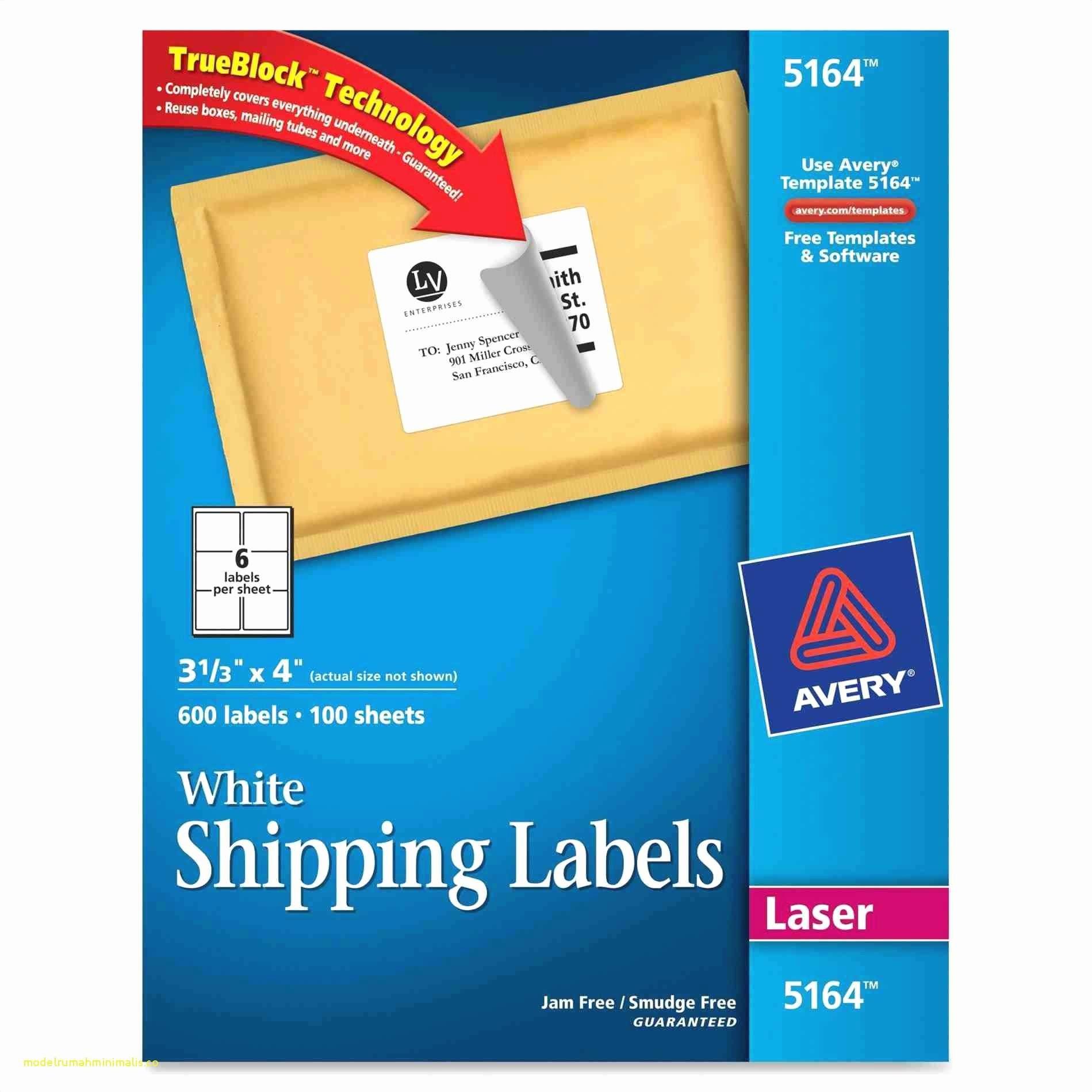 Avery Return Address Labels 5160 Fresh New Staples Label Templates 5267