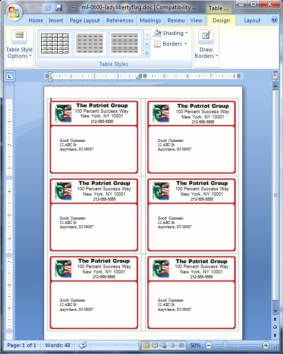 Avery Shipping Label Templates 5164 Best Of Avery 5164