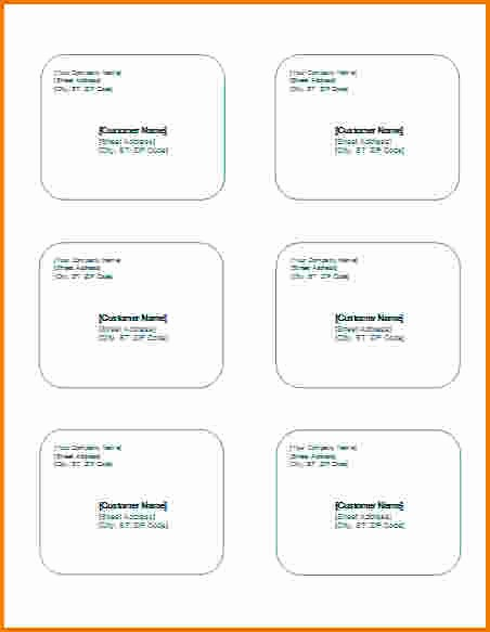 Avery Shipping Label Templates 5164 Fresh 3 Avery Shipping Label Template