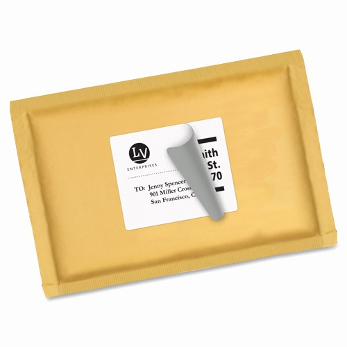 Avery Shipping Label Templates 5164 Lovely Avery 5164 Easy Peel White Shipping Labels Permanent