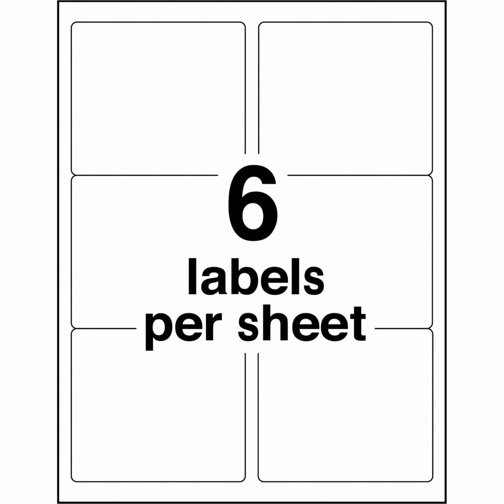 Avery Shipping Label Templates 5164 New Avery Templates 5164
