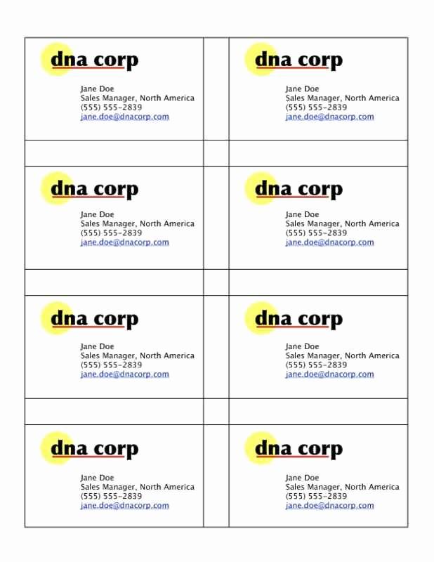 Avery Template 28371 Business Cards Elegant Avery Business Cards 10 Per Sheet Vatozozdevelopment