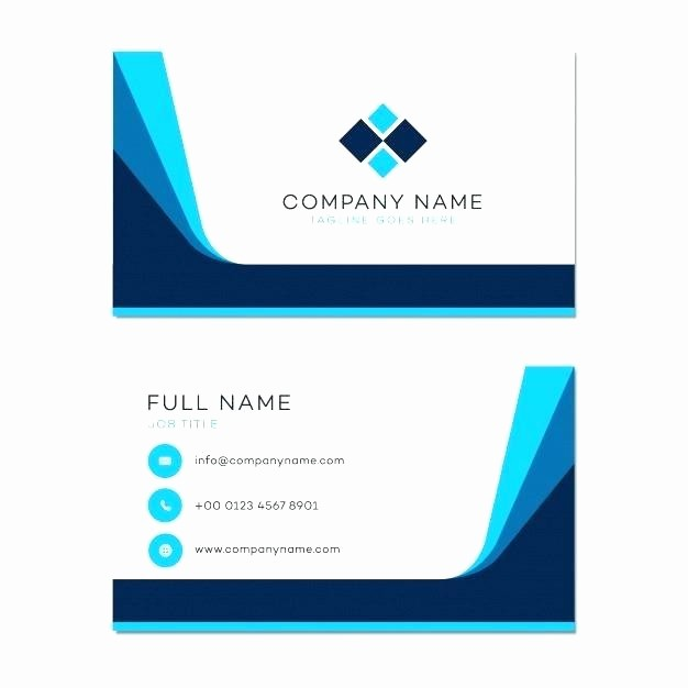 Avery Template 28371 Business Cards New Avery Template Business Cards Gallery Free