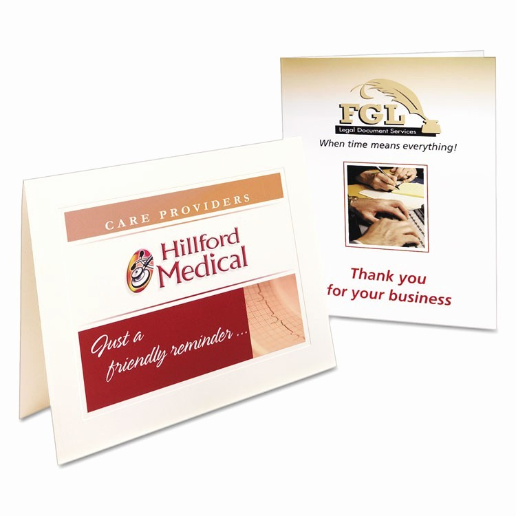 Avery Template 8315 Note Cards New Avery Note Cards for Inkjet Printers 4 1 4 X 5 1 2 Matte