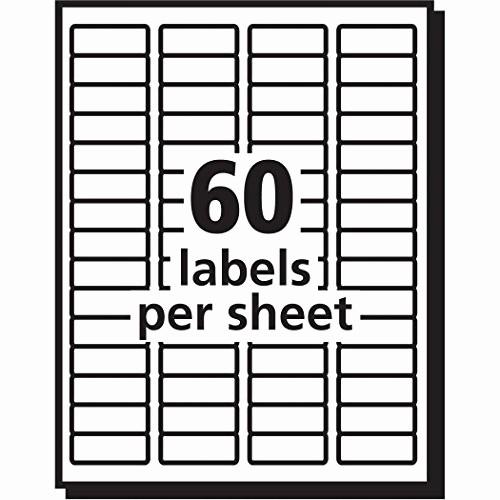 Avery Template Return Address Labels Fresh Avery Easy Peel Return Address Labels for Laser Printers 2
