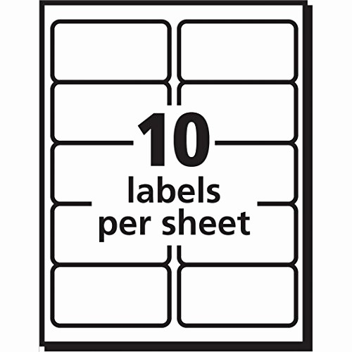Avery Templates 8163 to Download Best Of Avery Shipping Address Labels Inkjet Printers 250 Labels