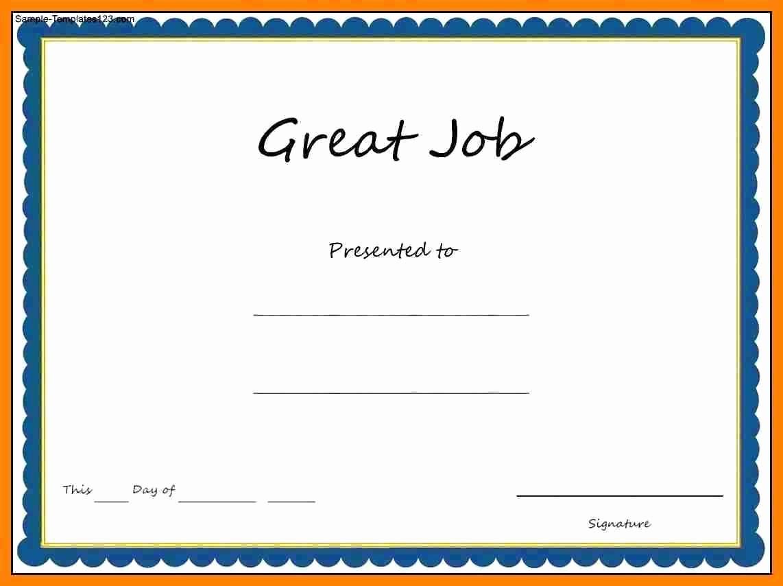 Award Certificate Template Microsoft Word Awesome Template Word Award Certificate Template