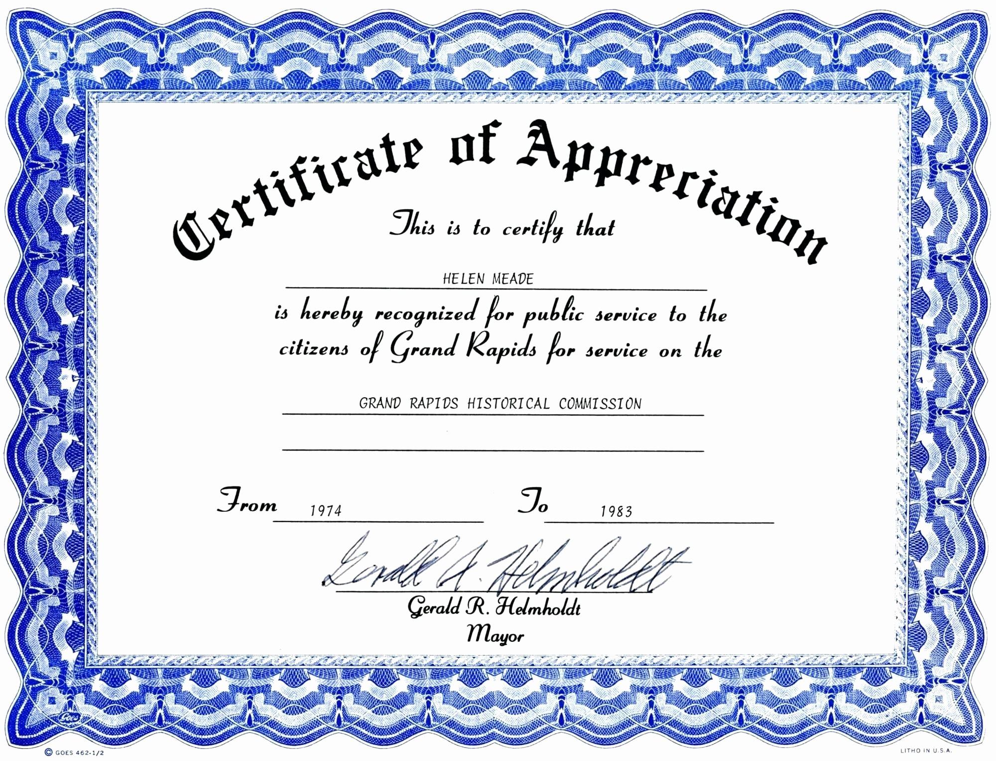 Award Certificate Template Microsoft Word Inspirational Template Ms Fice Certificate Template