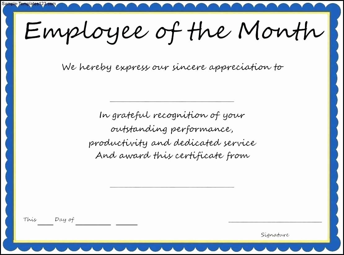 Award Certificate Template Microsoft Word Unique Template Word Award Template