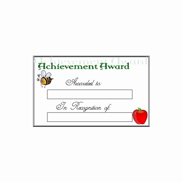 Award Certificates for Elementary Students Beautiful A Guide to Teacher Made Student Awards with Ideas & Free