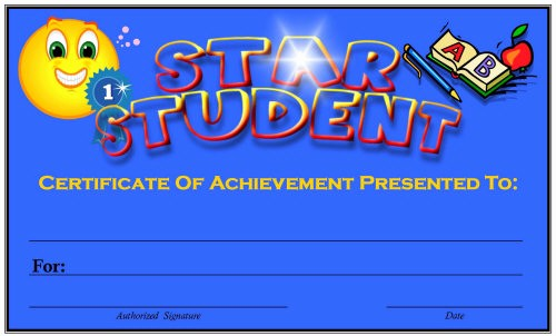 Award Certificates for Elementary Students Beautiful Free Teaching Resources Certificates