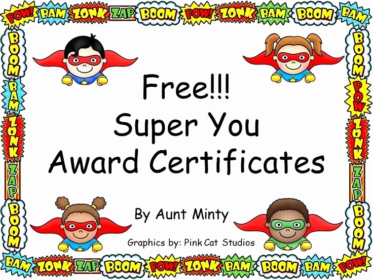 21 free printable award certificates for elementary students