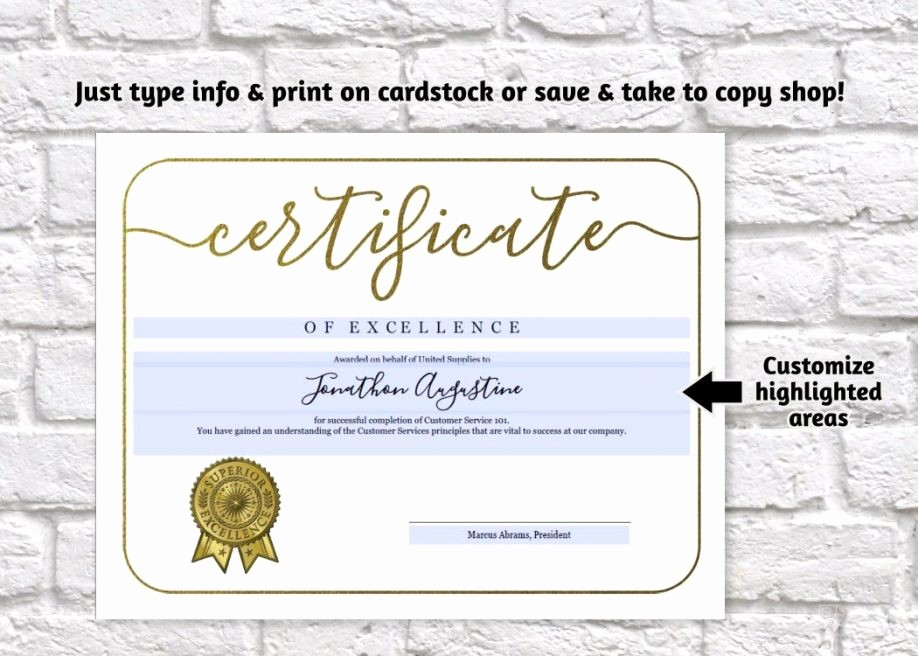 Award Certificates for Elementary Students Unique Free Printable Award Certificates for Middle School