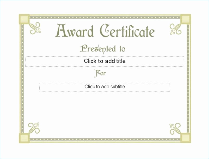 Award Certificates for Students Free Best Of Free Printable Student Award Certificate Template