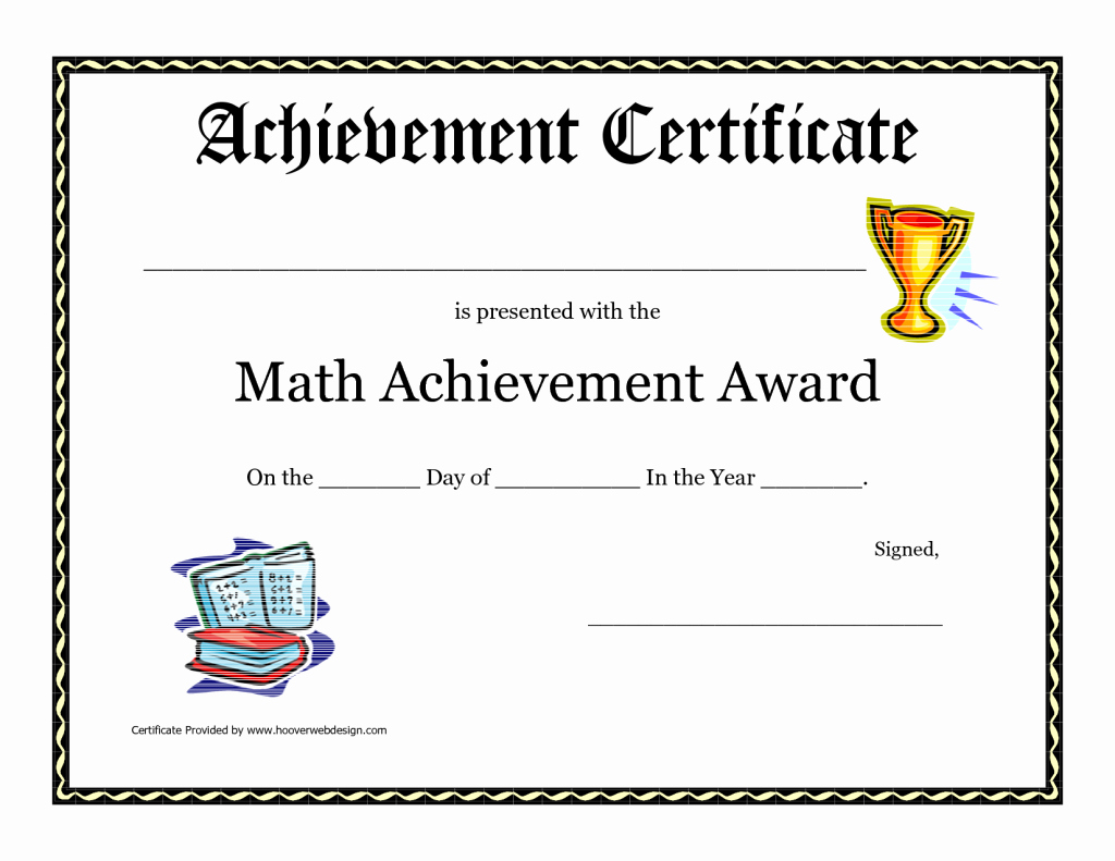Award Certificates for Students Free Best Of Printable Student Awards