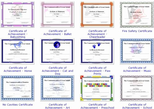 Award Certificates for Students Free Elegant Free Line Educational Elementary tools for Teachers