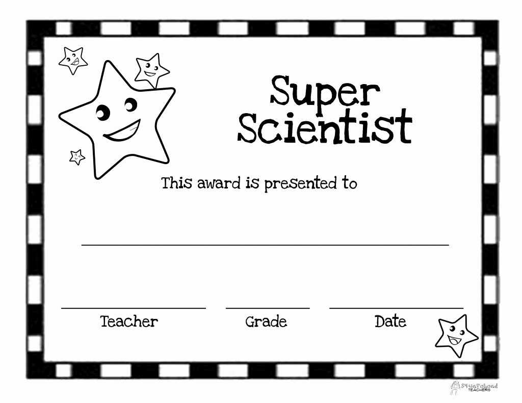 Award Certificates for Students Free Fresh Student Certificate Awards Printable