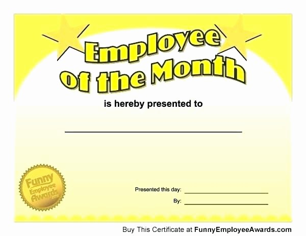 Awards Certificate Template Google Docs Awesome Funny Awards Templates Free for Wordpress – Cassifields