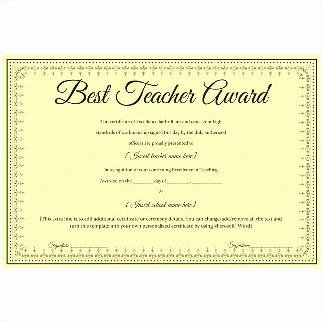 Awards Certificate Template Google Docs Beautiful Google Docs Award Certificate Template
