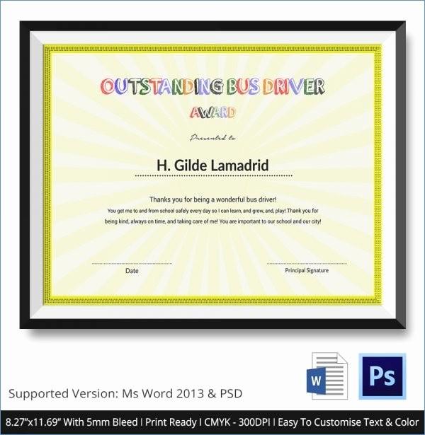 Awards Certificate Template Google Docs Beautiful Award