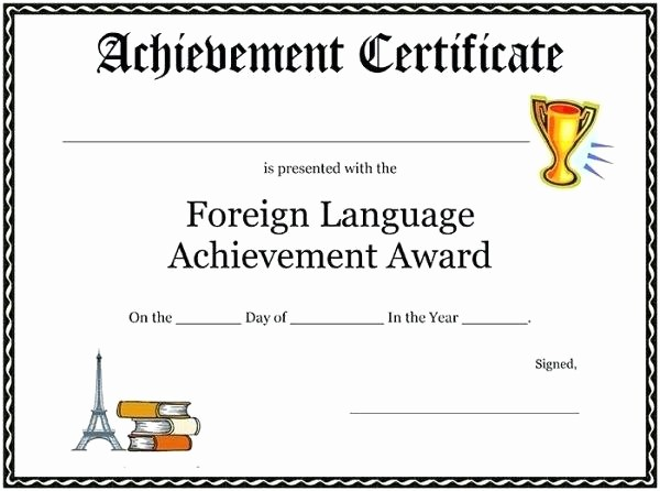 Awards Certificate Template Google Docs Best Of Spot Award Certificate Template Free Printable