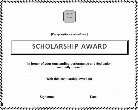 Awards Certificate Template Google Docs Fresh Certificate Template – 41 Free Printable Word Excel Pdf
