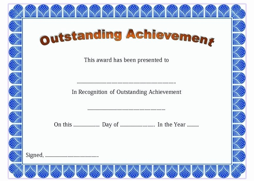 Awards Certificate Template Google Docs Inspirational 9 Scholarship Certificate Templates Free Word format