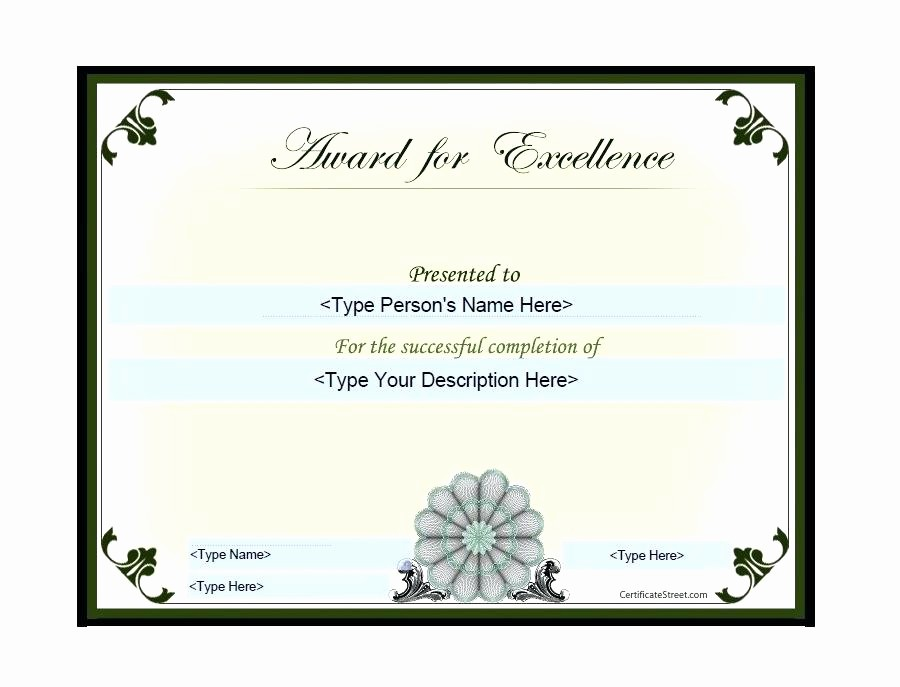 Awards Certificate Template Google Docs Lovely 98 Google Docs Award Template Unique Gift Basket Ideas