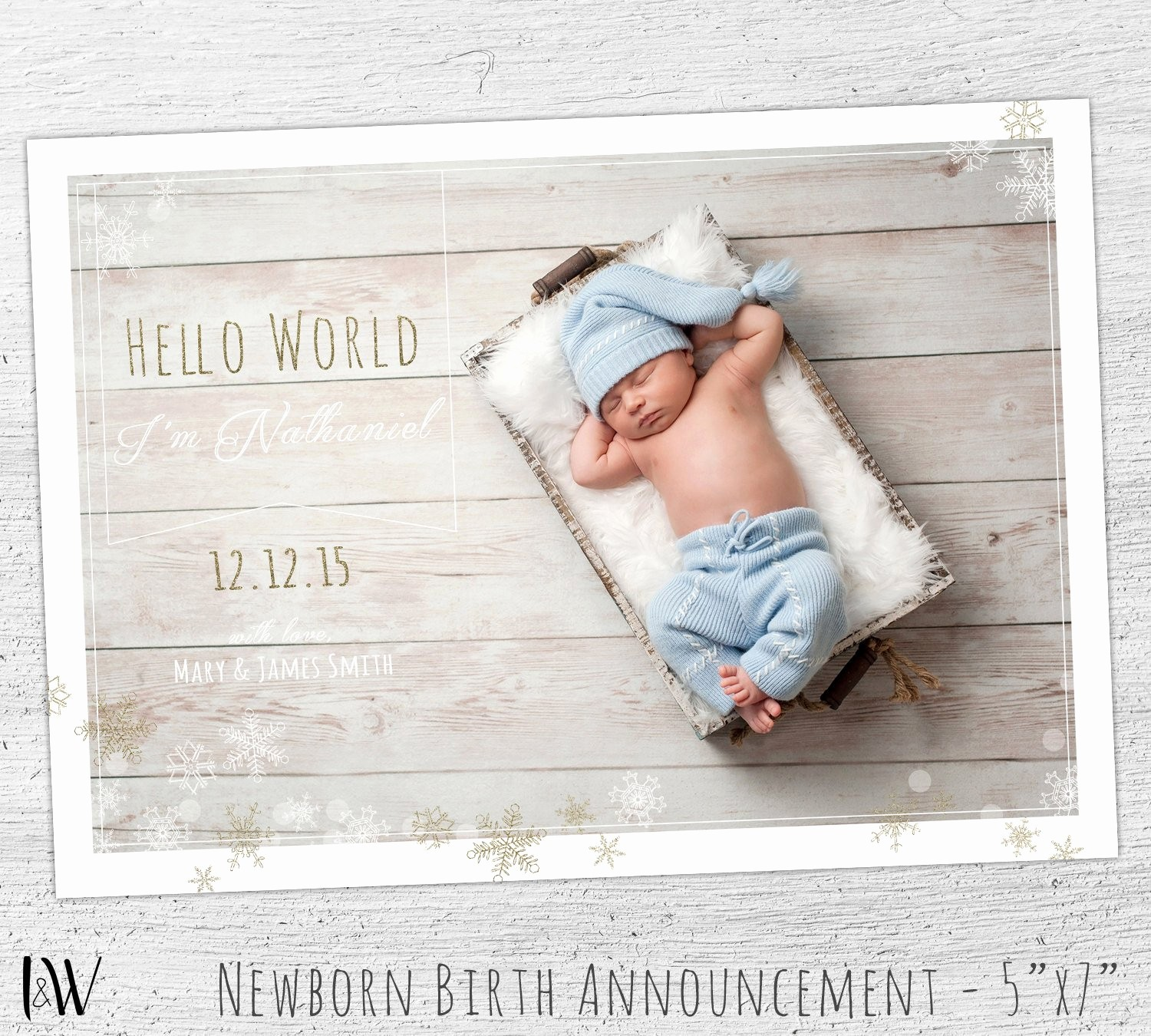 Baby Boy Announcements Free Templates Beautiful Birth Announcement Template Baby Boy Birth Announcement