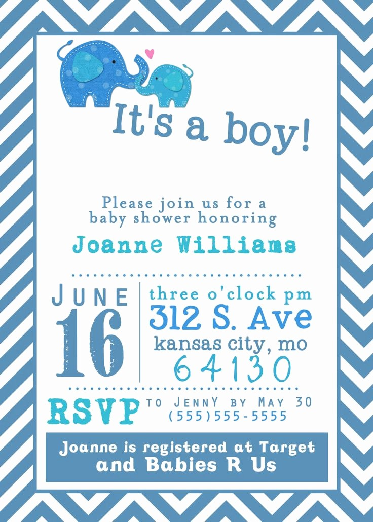 Baby Boy Announcements Free Templates Elegant 39 Best Images About Baby Shower Invites On Pinterest