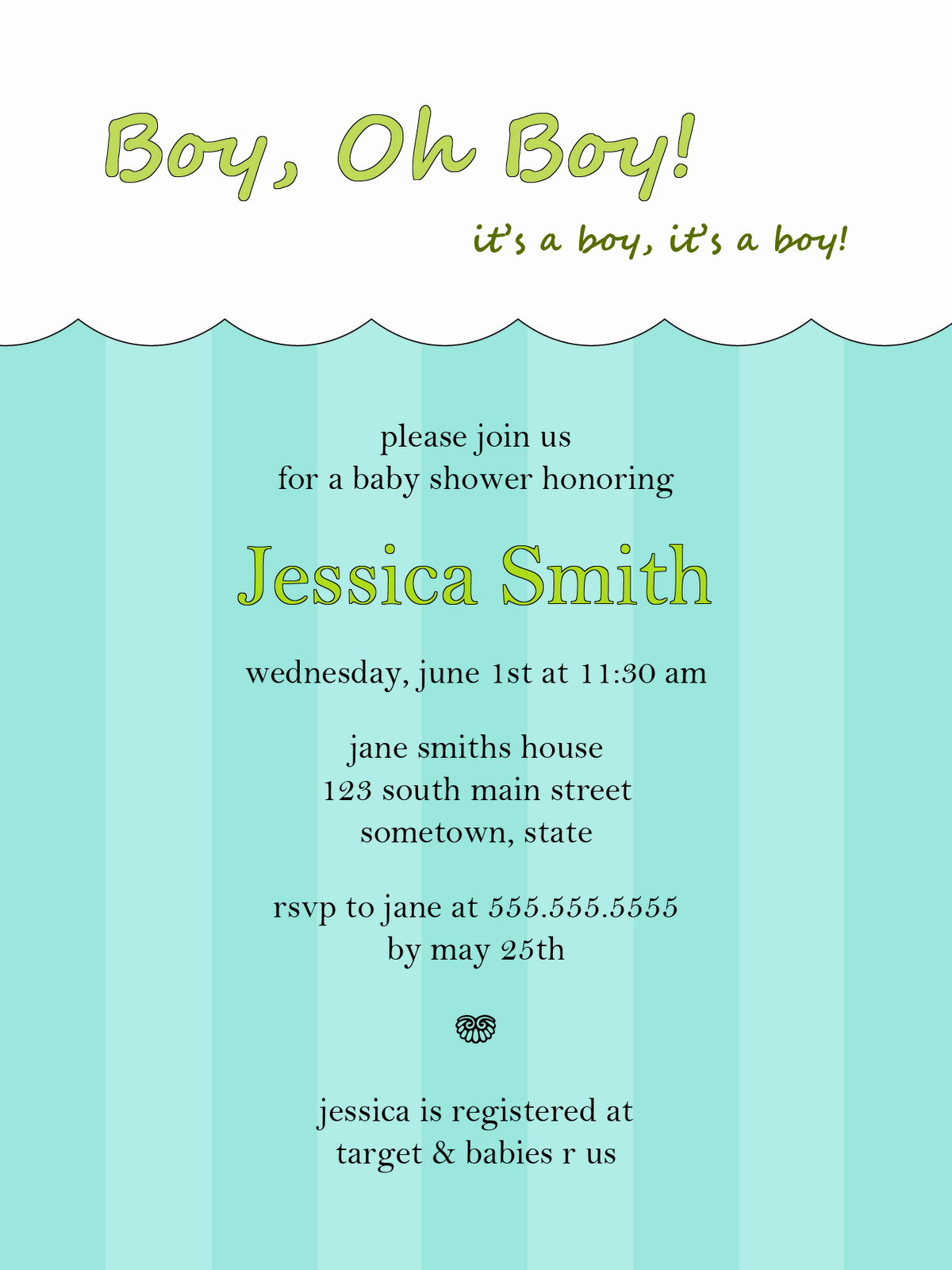 Baby Boy Announcements Free Templates Fresh Loving Life Designs Free Graphic Designs and Printables
