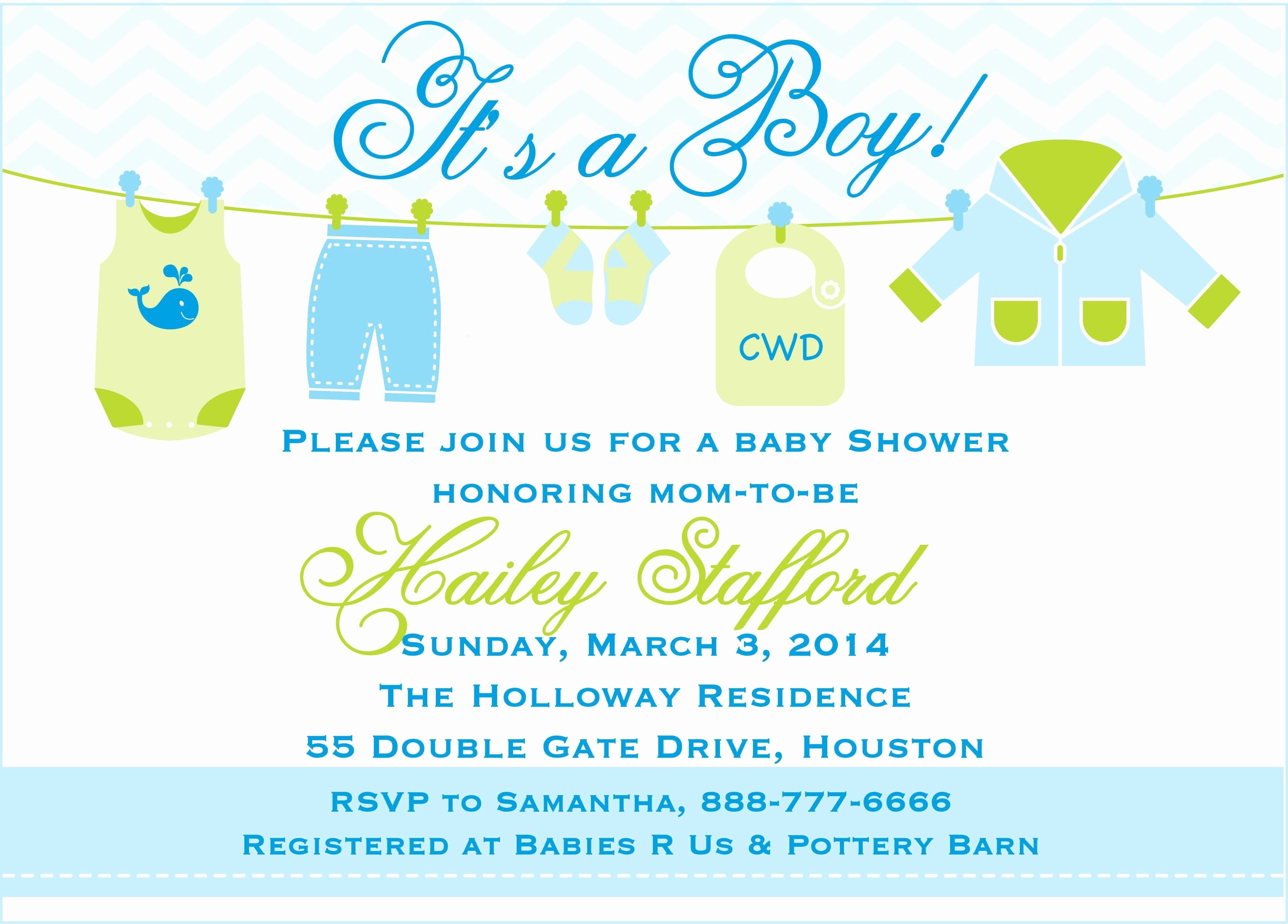 Baby Boy Announcements Free Templates Inspirational Baby Boy Shower Invitations Templates Free