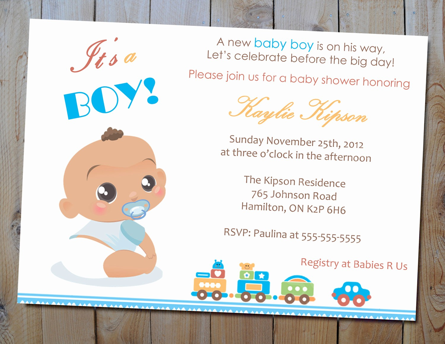 Baby Boy Announcements Free Templates Luxury the Best Wording for Boy Baby Shower Invitations