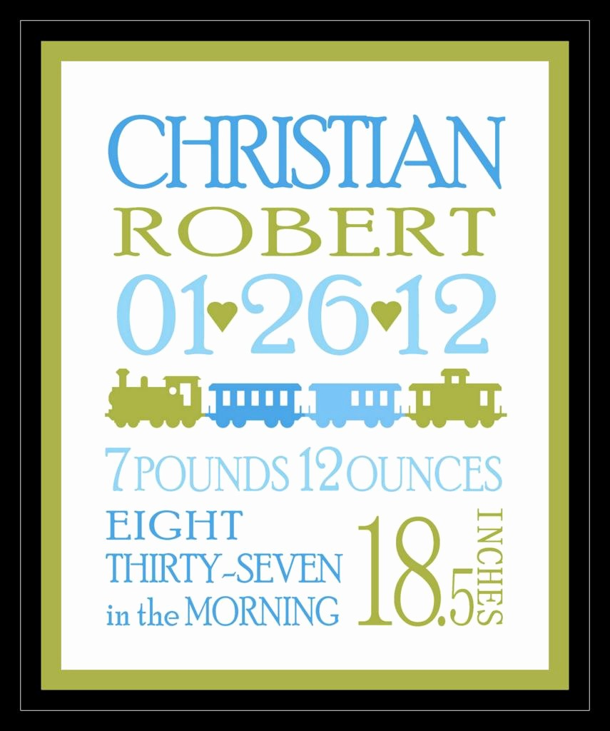 Baby Boy Announcements Free Templates New Full Of Great Ideas Free Custom Birth Announcements Template