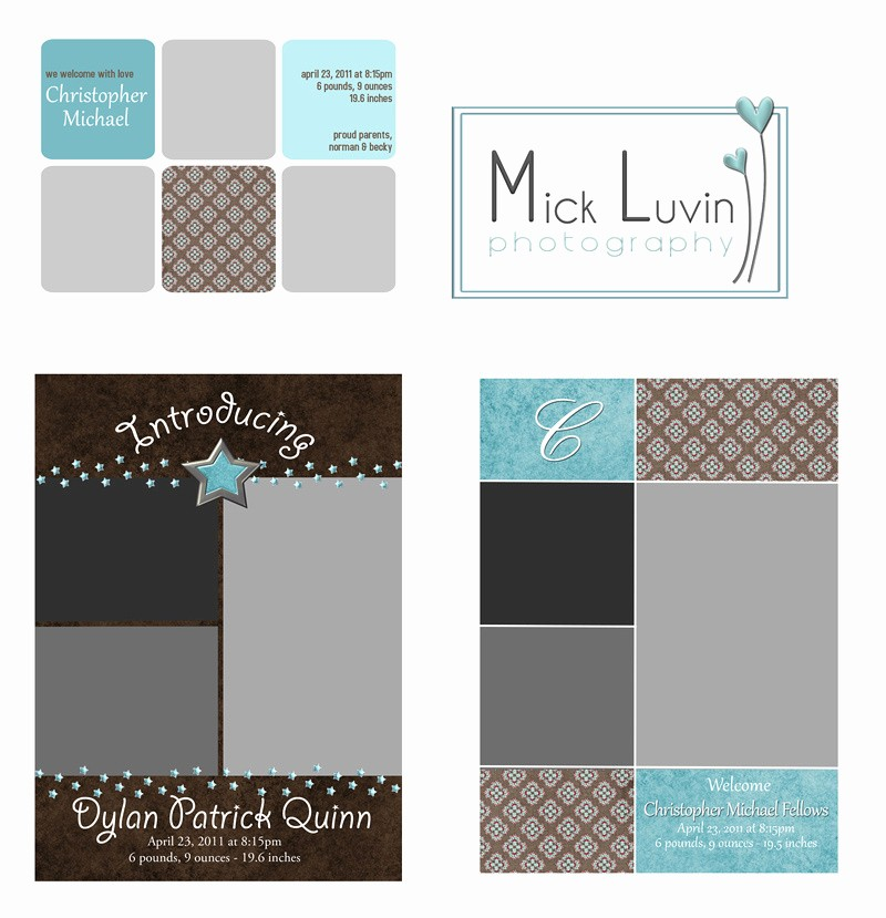Baby Boy Birth Announcement Template Awesome 26 Of Birth Announcement Vinyl Template