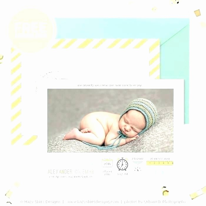 Baby Boy Birth Announcement Template Luxury Baby Boy Clothes Templates Amazing Shower Invitation