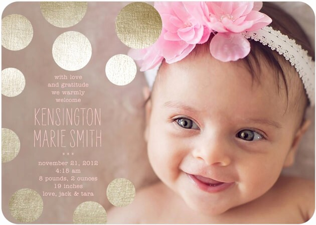 Baby Girl Birth Announcements Template Best Of Free Baby Birth Announcement Templates